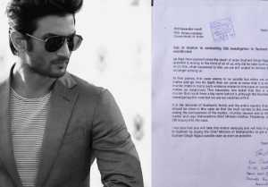 Sushant Singh Rajput fan submitted 28 pages proof to PM Modi for CBI inquiry