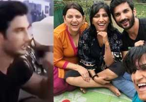 Sushant's sister Shweta Singh Kirti shares video; Sushant was talking about sisters