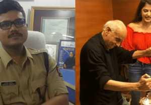 Sushant case:Bandra DCP helped Rhea Chakraborty ?