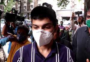 Rhea Chakraborty's Brother Showik Chakraborty reaches again at ED office