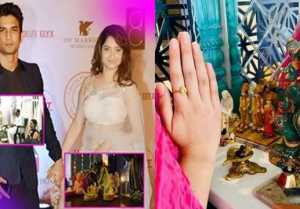 Ankita Lokhande became a part of Global Prayer Meet in memory of Sushant Singh Rajput