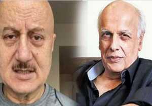 Anupam kher Defends Mahesh Bhatt In Sushant Singh Rajput's Case