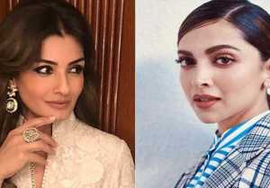 Raveena Tandon welcomes a clean up after celebrities are named in drugs probe