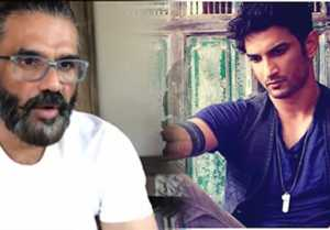 Finally Actor Suniel Shetty Talked about Sushant Singh Rajput Exclusive