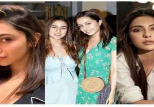 NCB summons Deepika , Sara Ali Khan,and Rakul Preet Singh