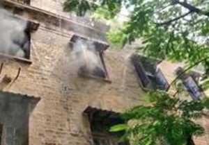 Fire incident at NCB building probing the drug-link in Sushant's case