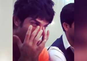 When Rajkumar Made Sushant Laugh till he cried