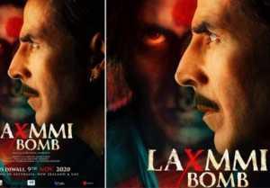 Akshay Kumar's Laxmmi Bomb to release in Theaters on November 9