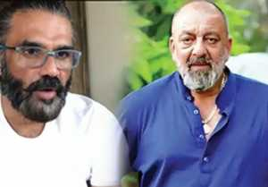 Suniel Shetty Talked about Sanjay Dutt's Health and Year 2020 Exclusive