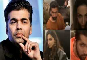 NCB receives forensics report on Karan Johar's party viral video