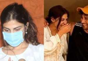Rhea Chkraborty's judicial custody extended till october 6