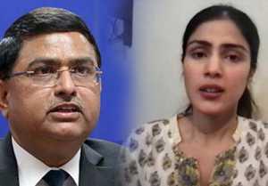 NCB's chief Rakesh Ashtana says Rhea's drugs connection at international level