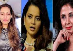 Payal Rohatgi Perfect Reply To Urmila after she commented on Kangana