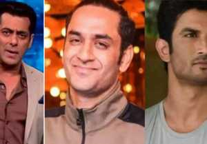 Vikas Gupta pay's the Due For Supporting SSR
