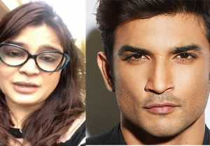 Sushant Singh Rajput friend Smita Parikh speaks to fans and appeal for protest