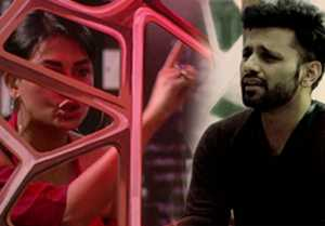 Rahul Vaidya raised questions on Pavitra's character in Big Boss house