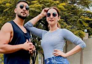 Will Gauhar Khan and Zaid Darbar tie the knot in November?