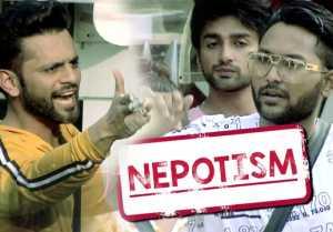 Bigg Boss 14 Promo; Rahul Vaidya Called Jaan Kumar Sanu Nepo Kid