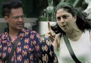 Bigg Boss 14: Kavita Kaushik and Shardul Pandit get into a fight