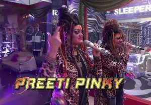 Bigg Boss 14 Promo; Nikki Tamboli & Jaan Kumar Sanu enjoys garba