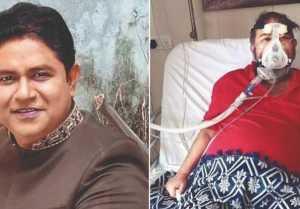 Ashish Roy had demanded money through social media for his treatment
