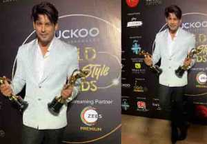 Siddharth Shukla wins 2 awards in Gold Awards 2020; Check out