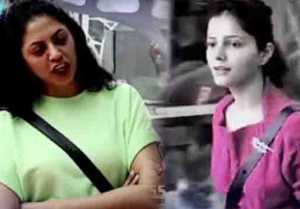 Bigg Boss 14:  Kavita Kaushik fights badly with Rubina Abhinav