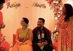 Aditya Narayan & Shweta kickstart wedding celebrations with tilak ceremony;Cheak out