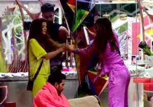 Bigg Boss 14 Promo: Jasmin Bhasin get into ugly fight with Rubina Dilaik