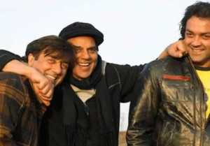 Dharmendra, Sunny Deol and Bobby Deol's 'Apne 2' will come next year