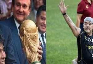 Bollywood stars paid tributes to legendary football player Diego Maradona