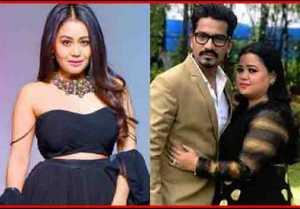 Bharti Singh mocks Indian Idol judge Neha Kakkar's height