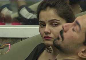Bigg Boss 14 Weekend Ka Vaar : Rubina Dilaik gets emotional during immunity task
