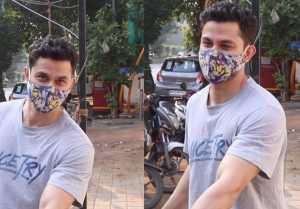 Bollywood dapper Kunal khemu spotted in Bandra