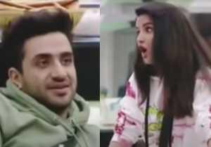 Bigg Boss 14: Jasmin Bhasin warns to Aly Goni in front of Rubina Abhinav