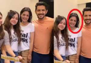 The first picture after Aditya Narayan's wedding viral on internet. Wife Shweta appeared in this situation.