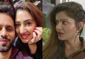 Bigg Boss14: Rahul Viadya Girlfriend Disha Parmar erupts on Ruabina Dilaik, Said this !