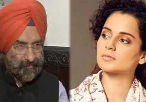 Akali Dal sends legal notice to Kangana Ranaut
