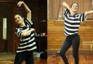 Ankita Lokhande shares her rehearsal photos;Ankita Lokhande to pay tribute Sushant
