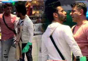 Bigg Boss 14 promo: Rahul Vaidya UGLY fight with Eijaz Khan