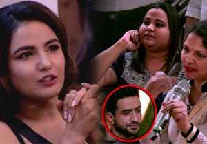 Bigg Boss 14; Jasmin Bhasin slams Media for targeting Aly Goni
