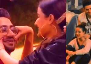 Bigg Boss 14; Jasmin Bhasin shares Aly & her moment