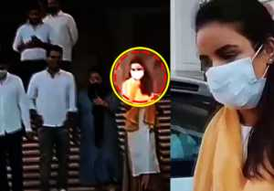 Bigg Boss 14;Jasmin Bhasin attends Pista Dhakad funeral before her Re-Entry