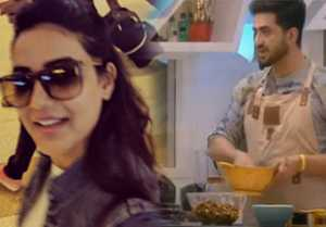 Bigg Boss 14; Aly Goni talks to Arshi Khan about Jasmin Bhasin & his future plan
