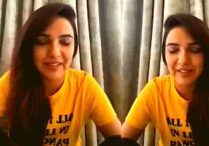 Bigg Boss 14; Jasmin Bhasin speaks up on other contestant in house