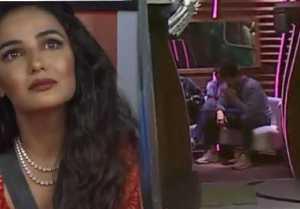 Bigg Boss 14; Aly Goni gets sad for Jasmin Bhasin; Watch Video