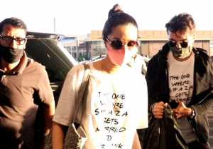 Shraddha Kapoor head to Maldives for her Birthday Celebration