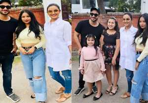 Jasmin Bhasin & Aly Goni's hang out in Kashmir after Birthday