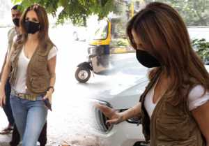 Sussanne Khan gets upset for Hrithik Roshan controversy with Kangana