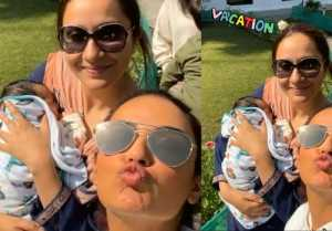 Jasmin Bhasin starts Vacations  Aly Goni & Sister Illham; Check Out